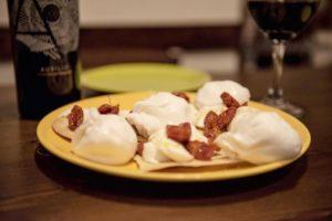 Degustar queijos na Puglia