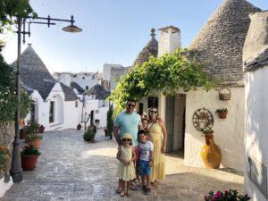 Cidades da Apulia Alberobello