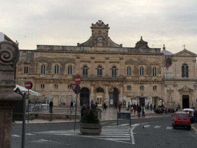 Cidades da Puglia Ostuni